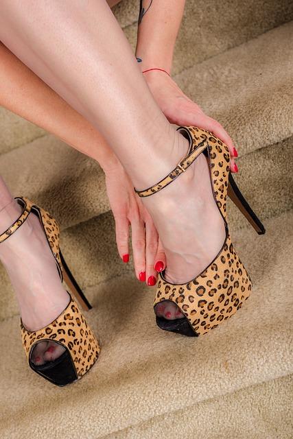 דורבן בעקב בגלל נעל